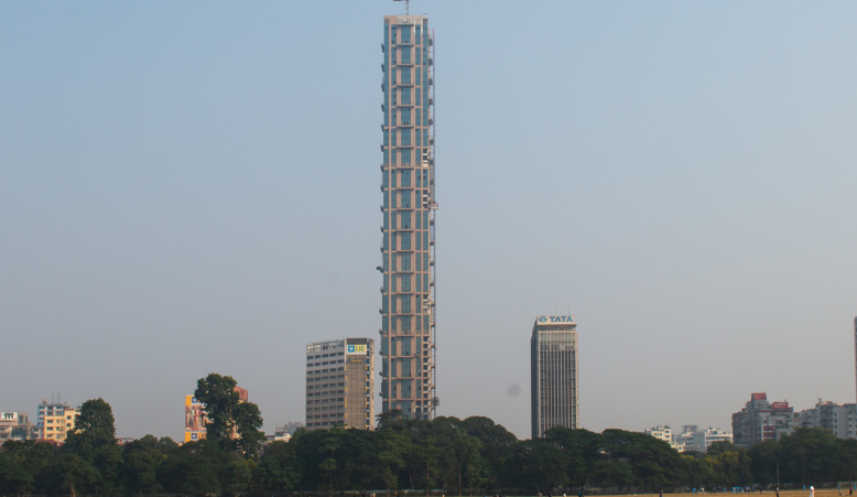 Epic Heights at the Tallest Residential Project in India