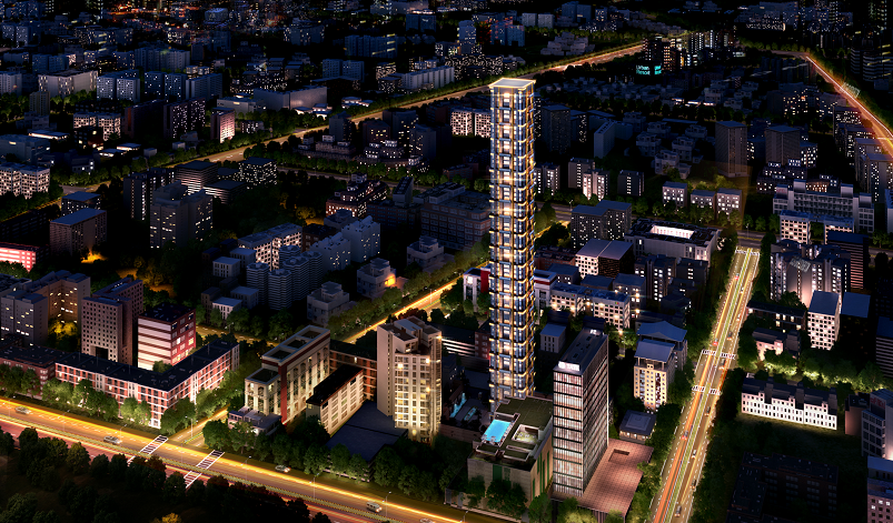 Reach the Peak of Elegance with Ultra-luxury Apartments at THE 42
