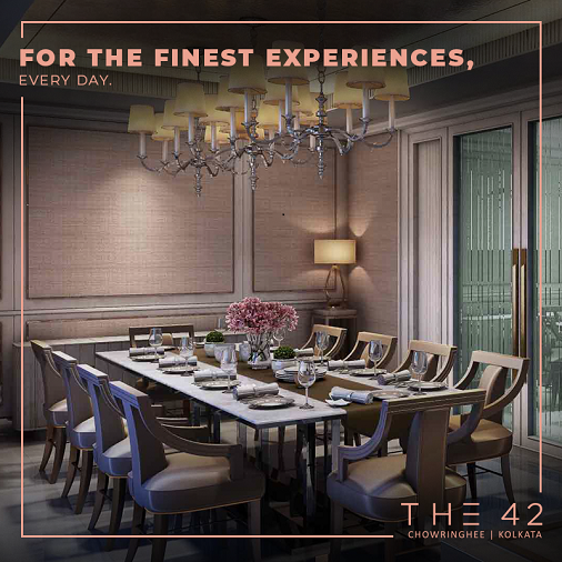 Explore the True Essence of Space with Ultra-Luxury Apartments at THE 42